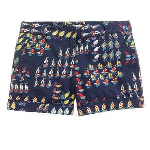 J. Crew⛵️Ratti Regatta Shorts